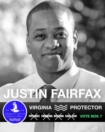 Fairfax remains strong on water issues