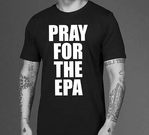 River Healer Pray 4 the EPA (tshirt)