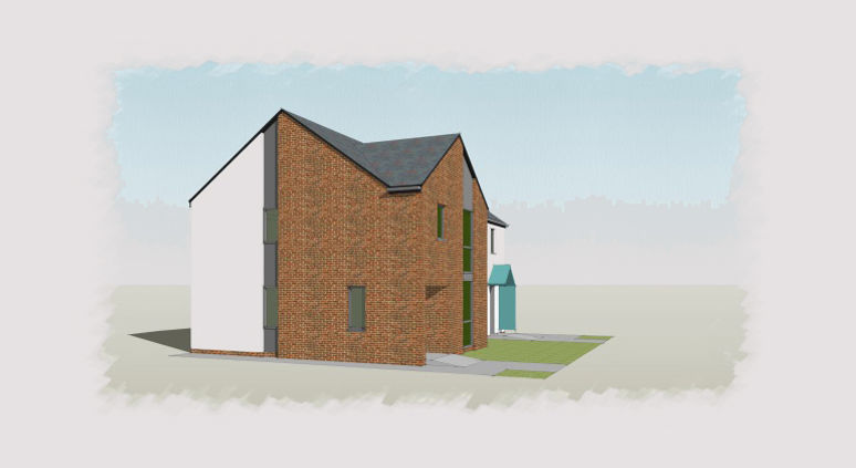 Architect Shavington laffordable housing