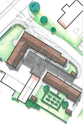 Architect Chester barn conversion home p