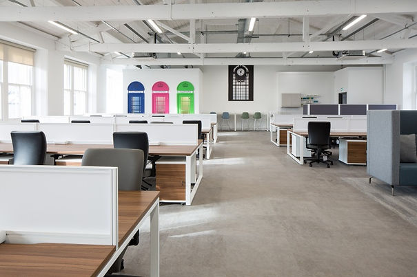Architect Chester Office refurbishment o