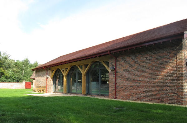 Architects Chester Commercial Barn Exten