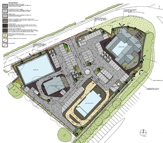 Architects Chester Mixed Use retail park
