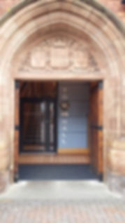 Architects Chester Town Hall doorway.jpg