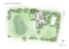 Architect chester country house Landscap