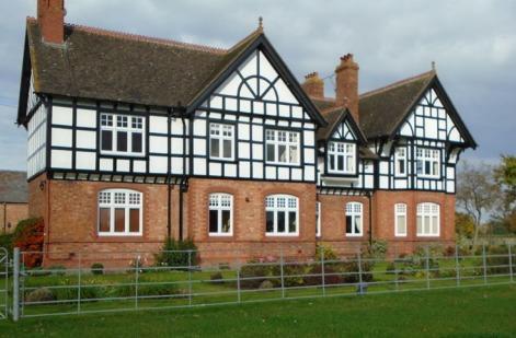 Wimboldsley Hall planning application adaption conversion