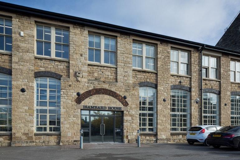Architect Chester Office refurbishment f