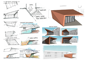 NWD Architects Archtectural Sketch