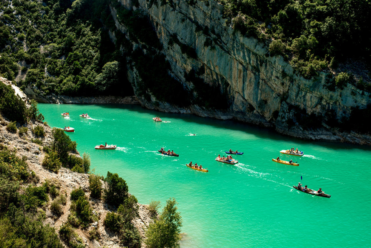 canoe-in-de-gorges-du-verdon