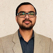 Hamza Annath MOF Technologies Senior R&D Chemist