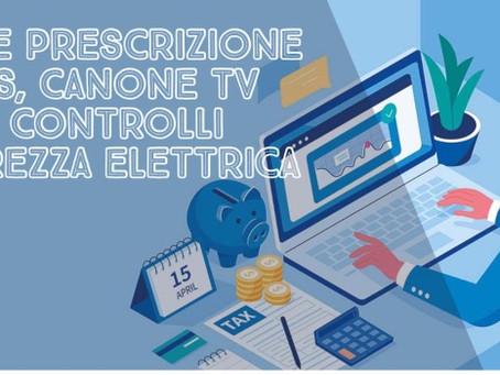 REGNO UNITO, ANNO FISCALE 21/22: SPESE PRESCRIZIONE NHS, CANONE TV E CONTROLLI SICUREZZA ELETTRICA