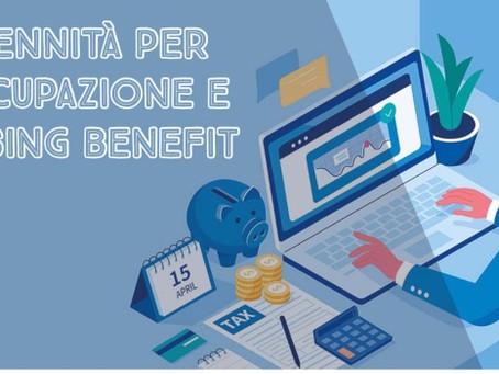 REGNO UNITO, ANNO FISCALE 21/22: INDENNITÀ PER L'OCCUPAZIONE E L'HOUSING BENEFIT