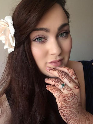 Ohio henna artist Henna By Eve