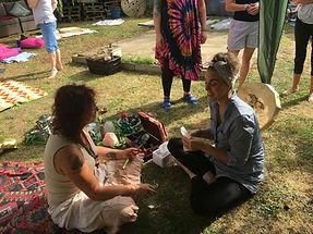 Rapé shaman michelle martin