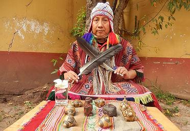 shaman michelle martin nustay karpa rites