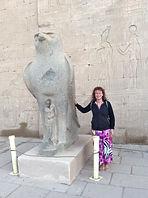 edfu horus egypt shaman www.michelleimartin.com