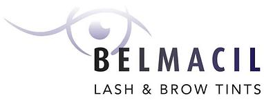 Belmacil lash & brow tints logo