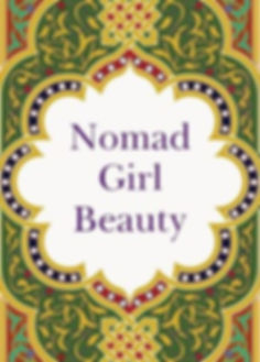 Nomad Girl Beauty logo