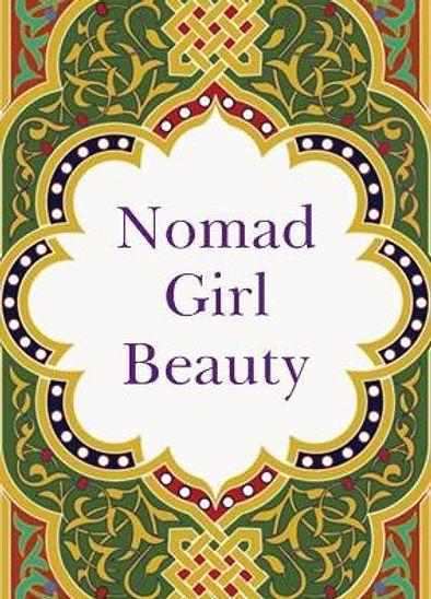Nomad Girl Beauty logo