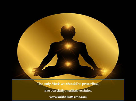 Meditation and meditative