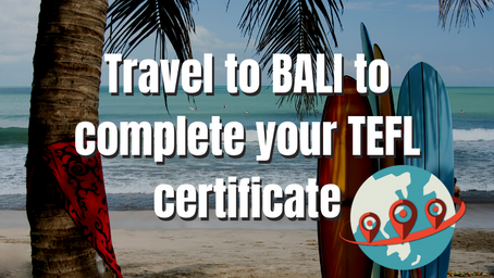 Breaking News! Bali is open for our onsite courses!