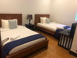 Isirafu Twin Room shared accommodation.j