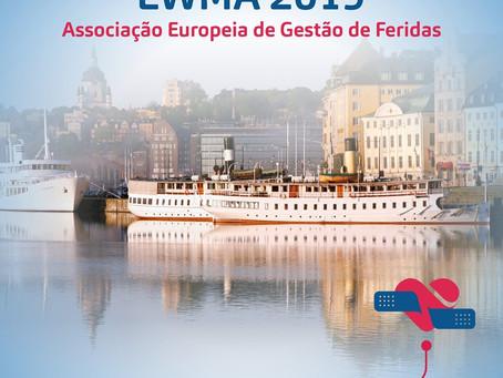 29º Congresso Europeu de Feridas neste ano ocorreu na cidade de Gotemburgo, na Suécia.