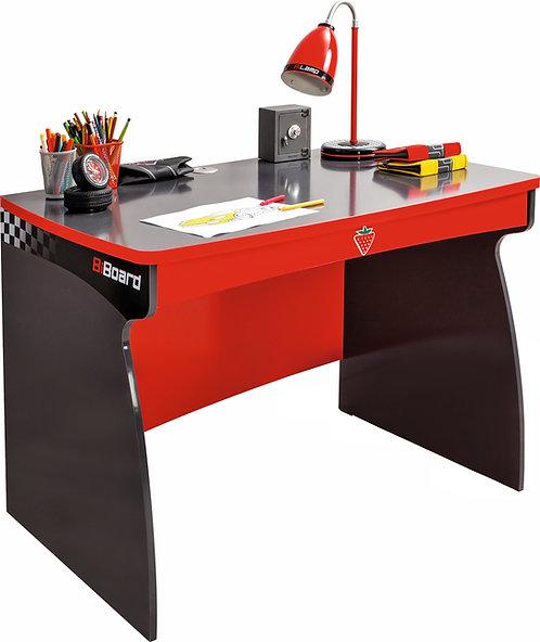 Champion Racer Study Desk  (Shelving Optional)