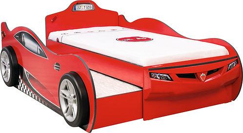 Coupe Car Pullout Bed (90X190 - 90X180 cm) (3 colors)
