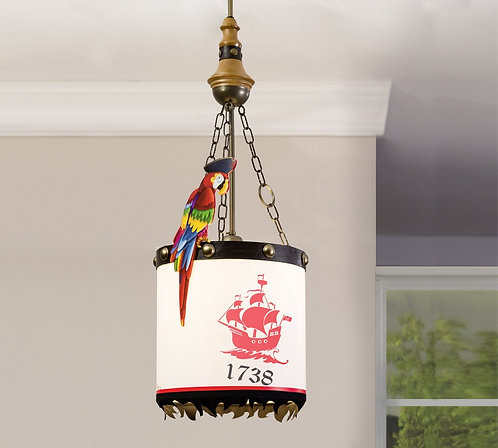 Pirate Ceiling Lamp