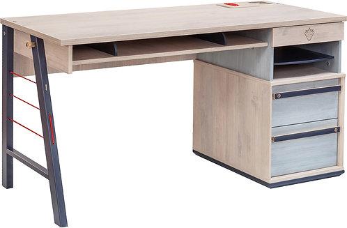Trio Large Study Desk (Backboard Optional)