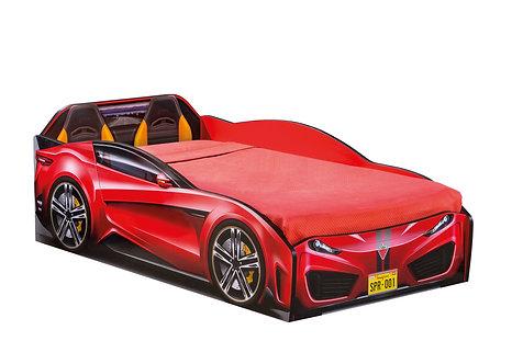 Spyder Car Bed (70X130 cm) (4 Colors)