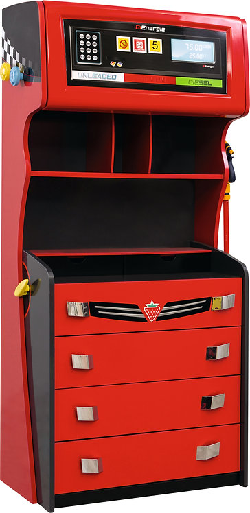 Champion Racer Petrol Dresser