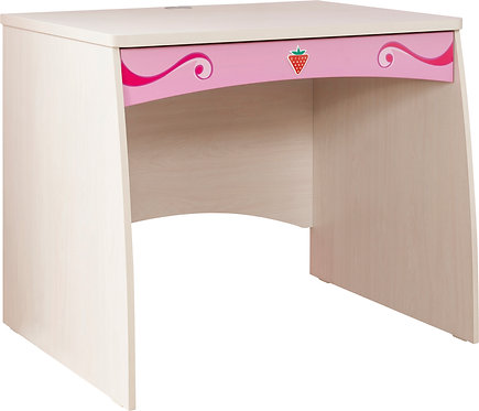 Princess Study Desk (Shelf Optional)