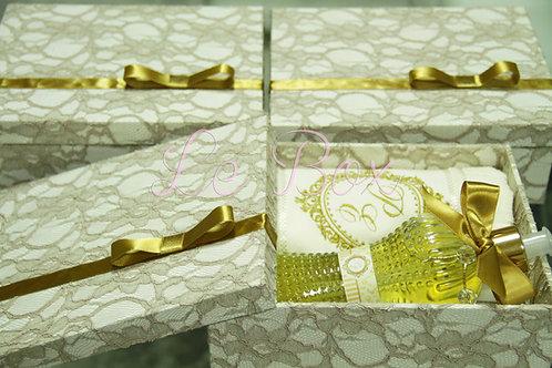caixa para vó dos noivos