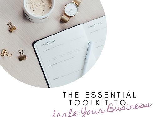 The Essential Toolkit to Scale Your Business