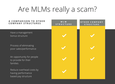 Are MLMs really a scam?