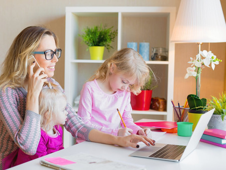 Genius Productivity Tips for Work from Home Moms