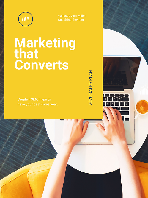 Marketing that Converts