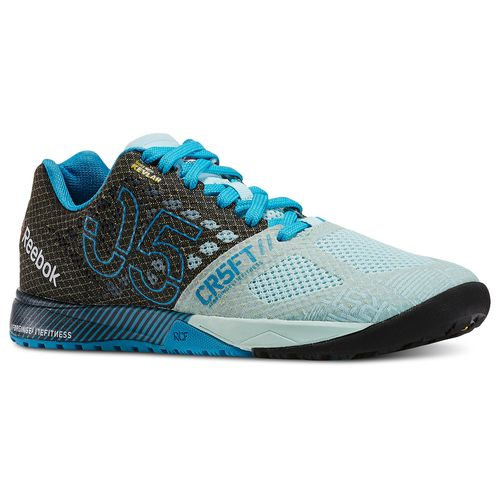Reebok Crossfit Nano 5.0 - Cool Breeze,Black,Far Out Blue (M49799)