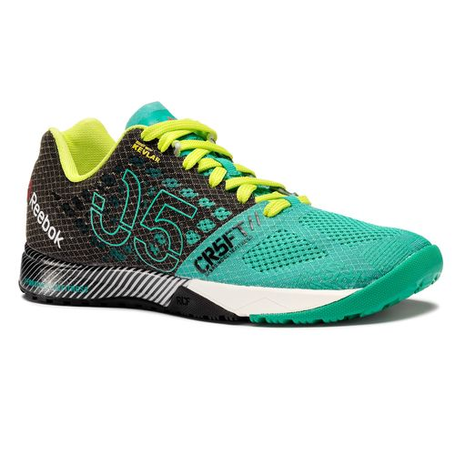Reebok Crossfit Nano 5.0 - Glass Green,Black,Semi Solar Yellow,Chalk (M49800)