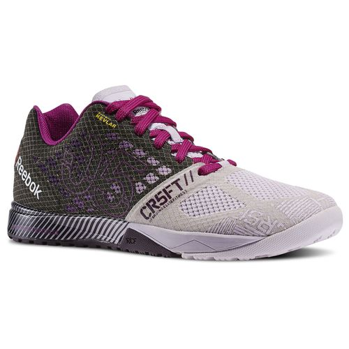 Reebok Crossfit Nano 5.0 - Lilac Ice,Black,Royal Orchid,Fierce Fuchsia (M49798)