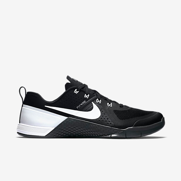 Nike Metcon 1 -lack, Dark Grey, White (813101-003)