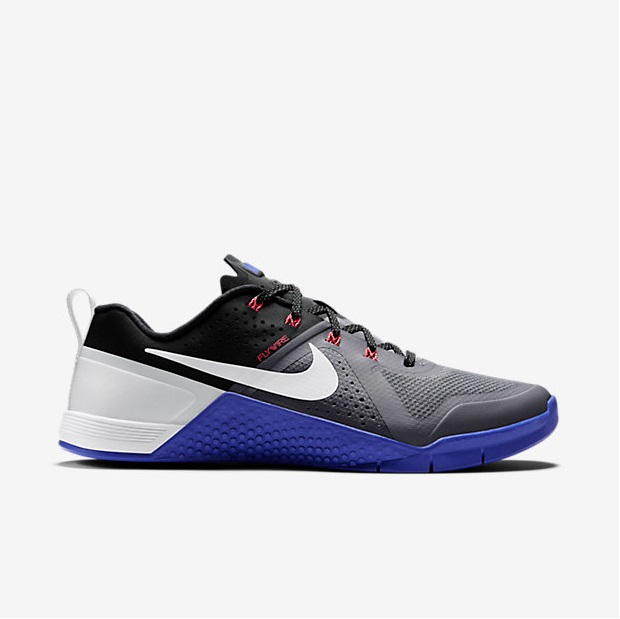 Nike Metcon 1 - Squadron Blue, Obsidian Laser, Orange, White (704688-410)