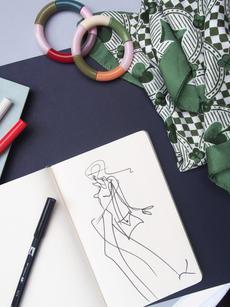 Sketching mode et styllisme