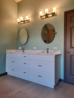 Bathroom Cabinets by Europa Remodeling