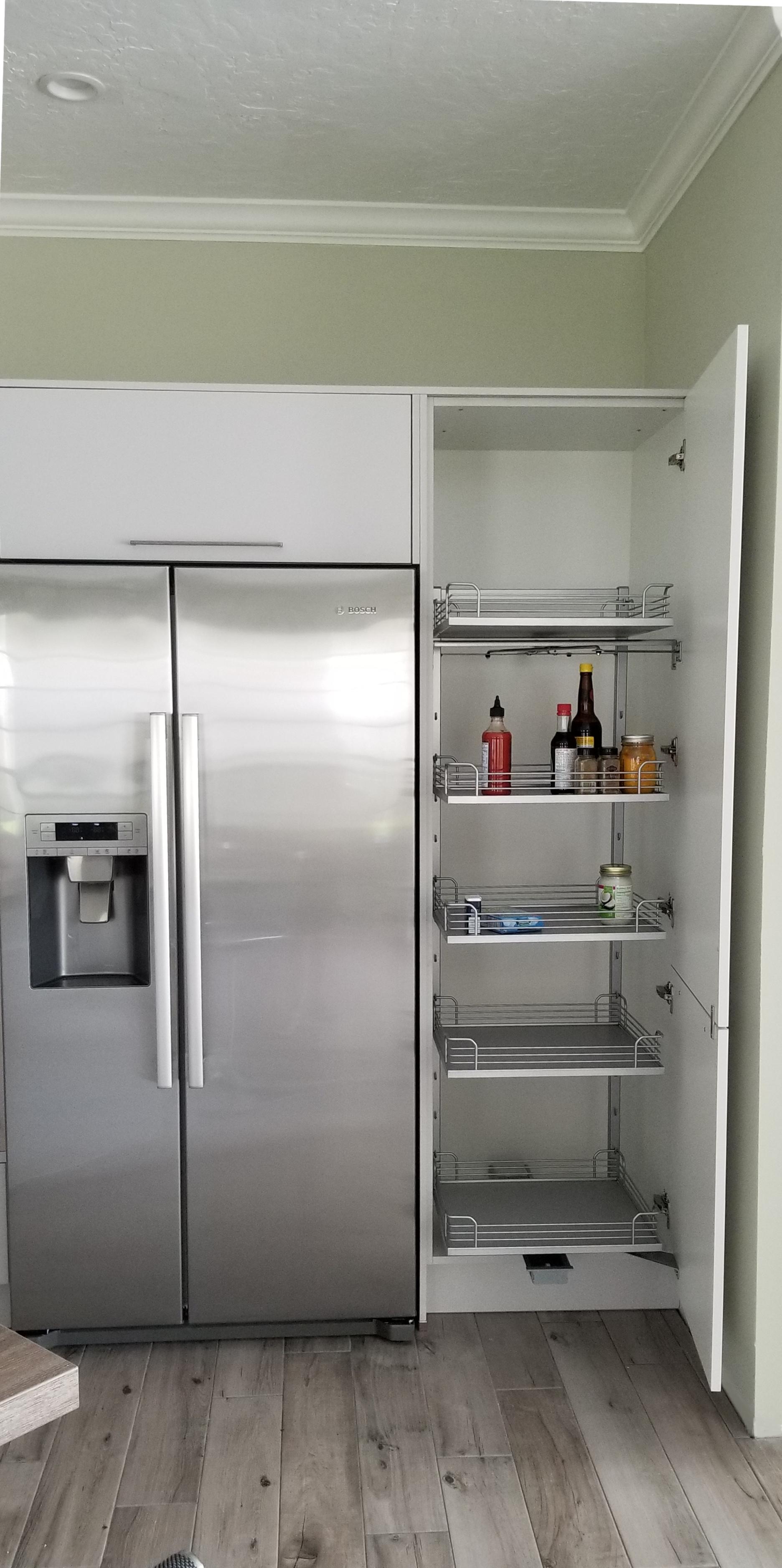 pantries for modern kitchens