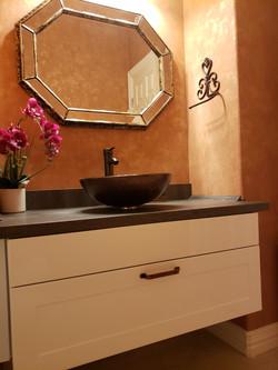 German bathroom cabinet/vanity