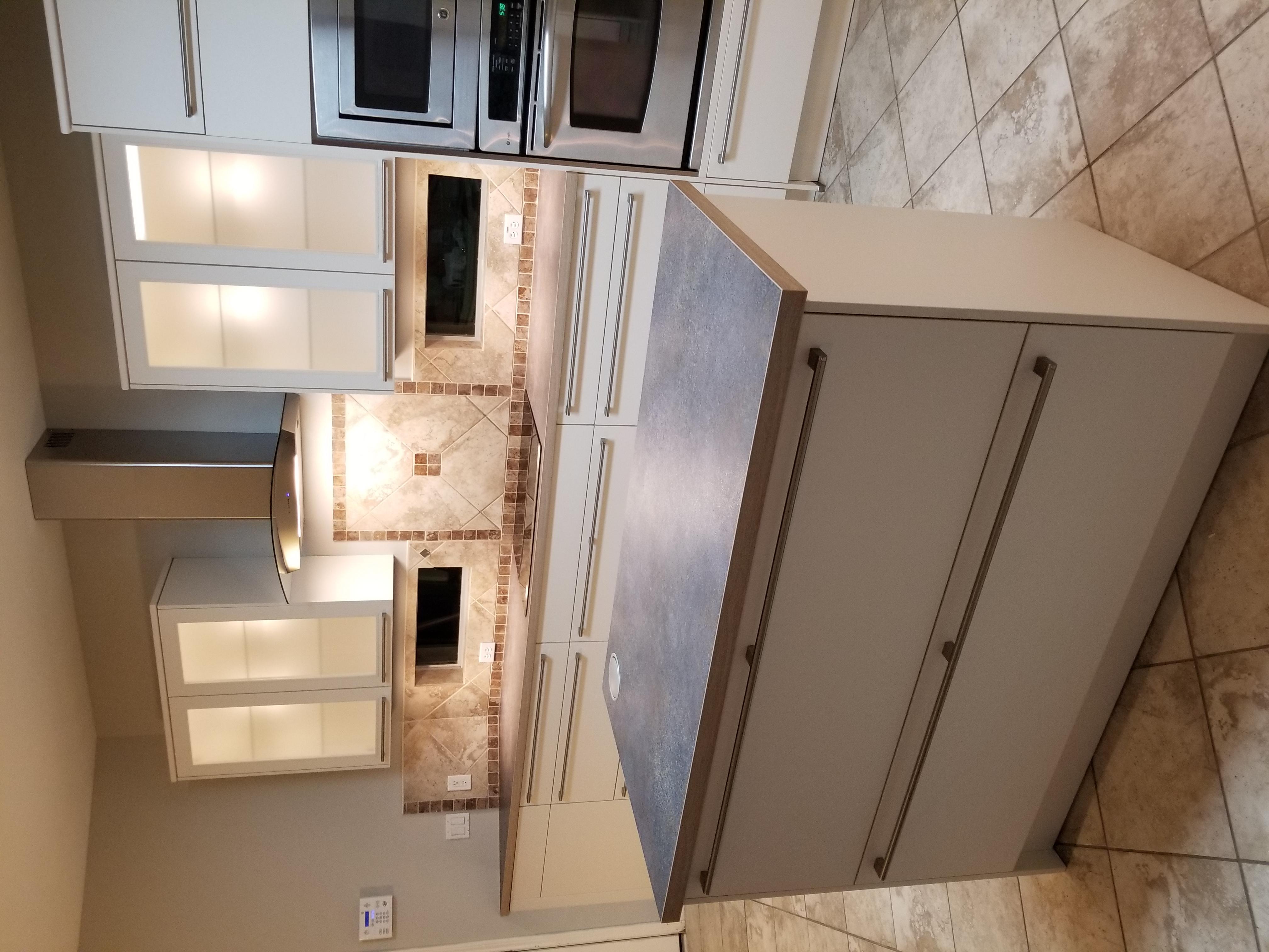 Stylish kitchen appliances in Texas