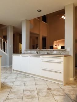Elegant and modern kitchen design